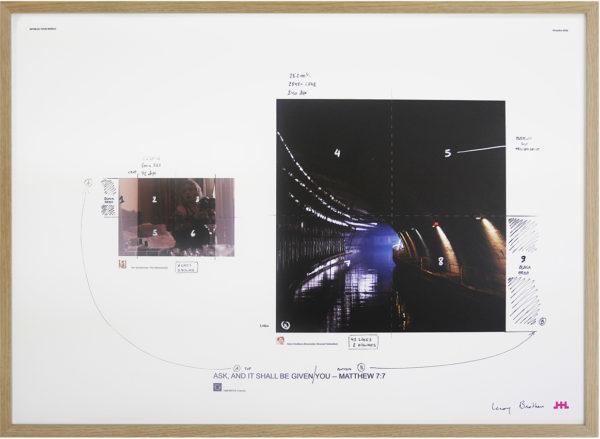 #266 framed LR
