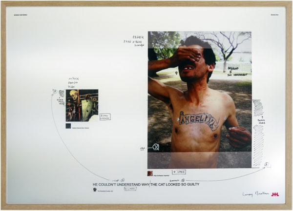 #331 framed LR