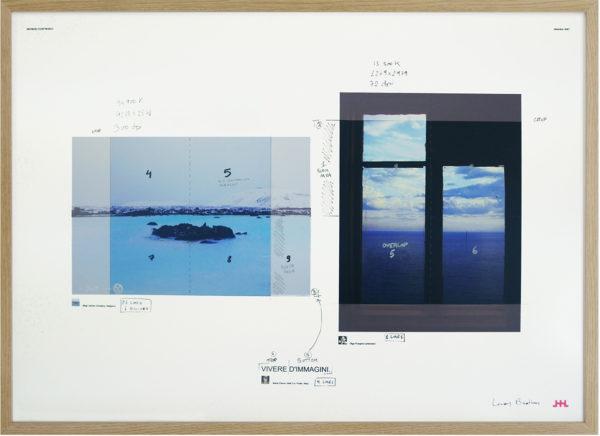 #367 framed LR